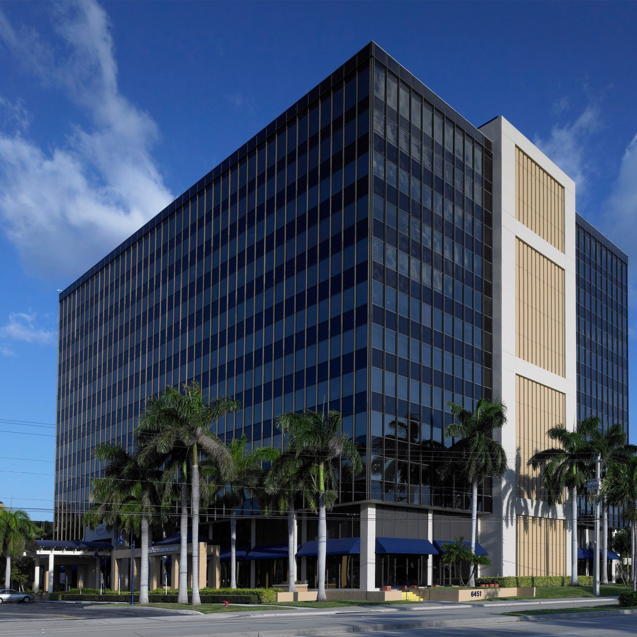 BRIDGE Nearing Completion of BayView Corporate Tower's $5M Renovation