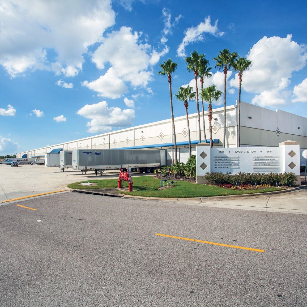 Cushman & Wakefield Negotiates Largest Multi-Tenant Industrial  Portfolio Sale in Orlando History