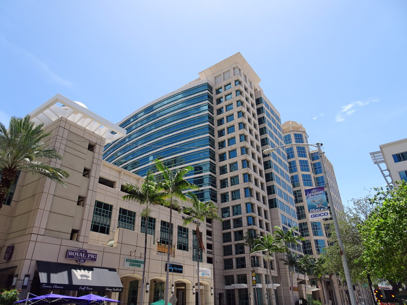 Cushman & Wakefield Negotiates Three Fort Lauderdale Subleases Totaling ±40,000 SF