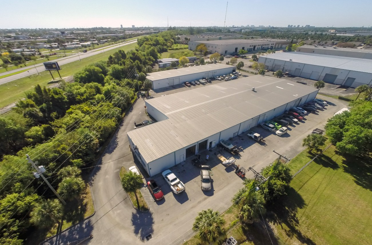 Cushman & Wakefield Negotiates $7.6M Sale of Palm Beach County Industrial Portfolio