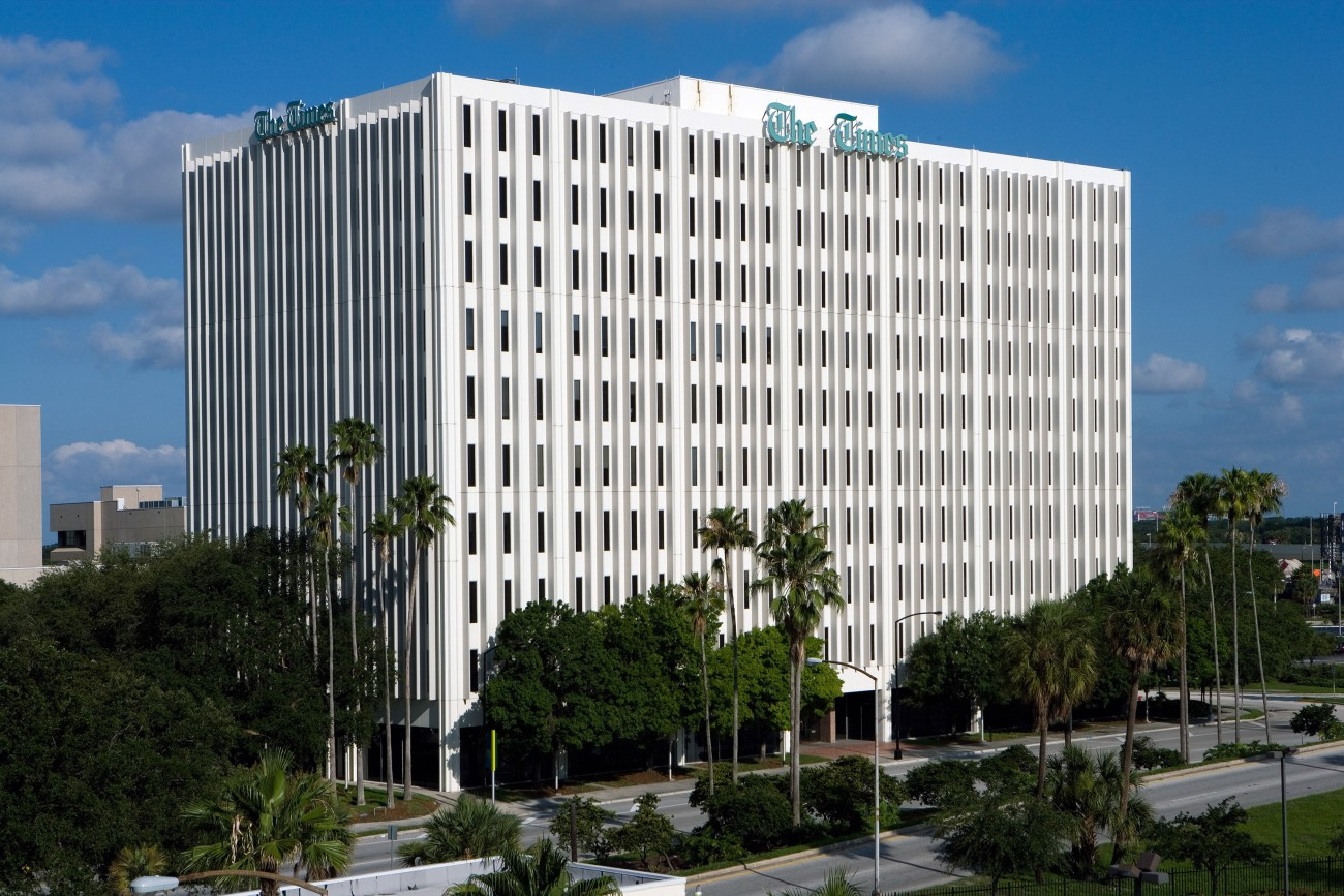 Empire Office Relocates Tampa Showroom to Denholtz Associates' The Times Building