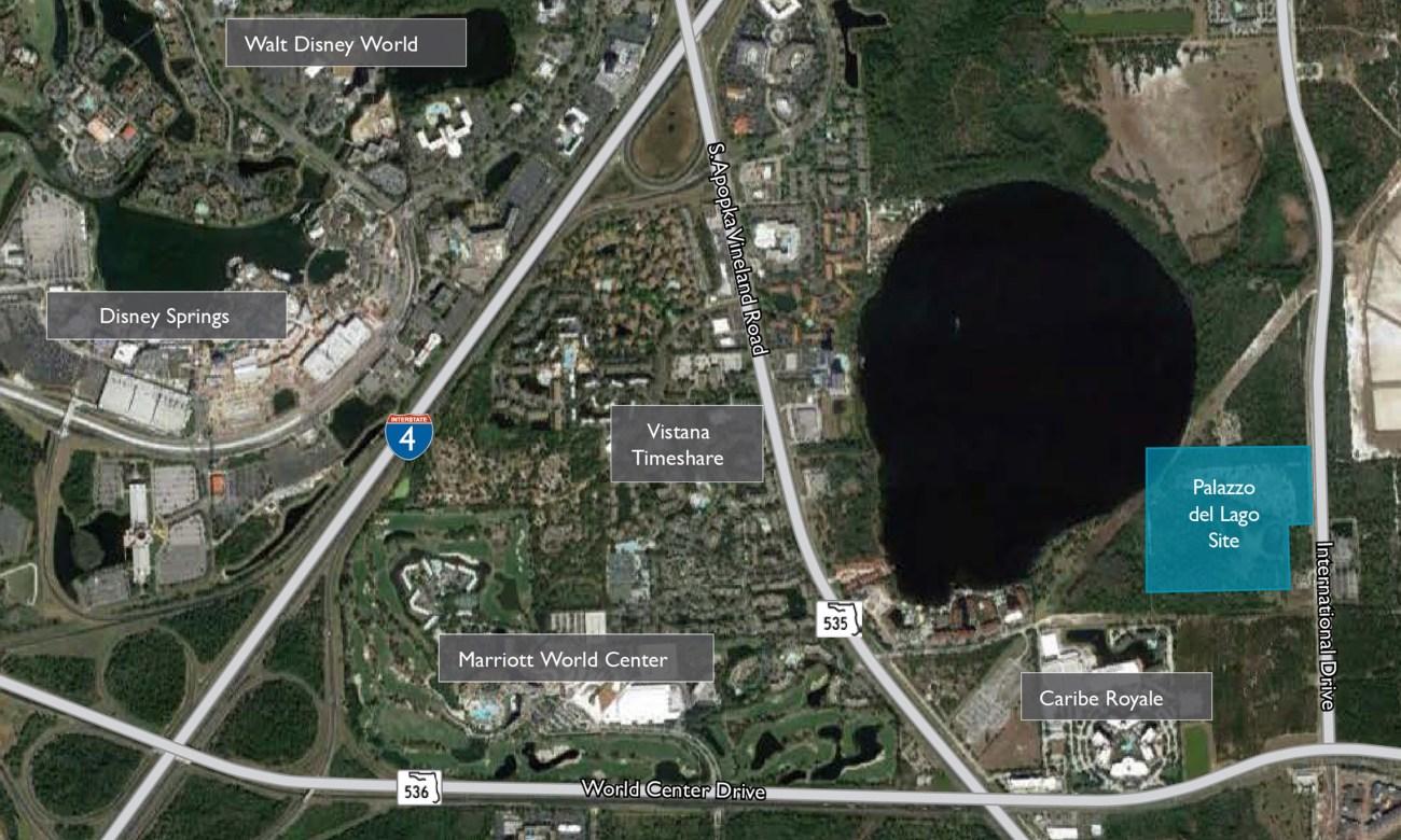 Cushman & Wakefield Brings ±41-Acre Development Site to Market In Orlando Tourist Corridor