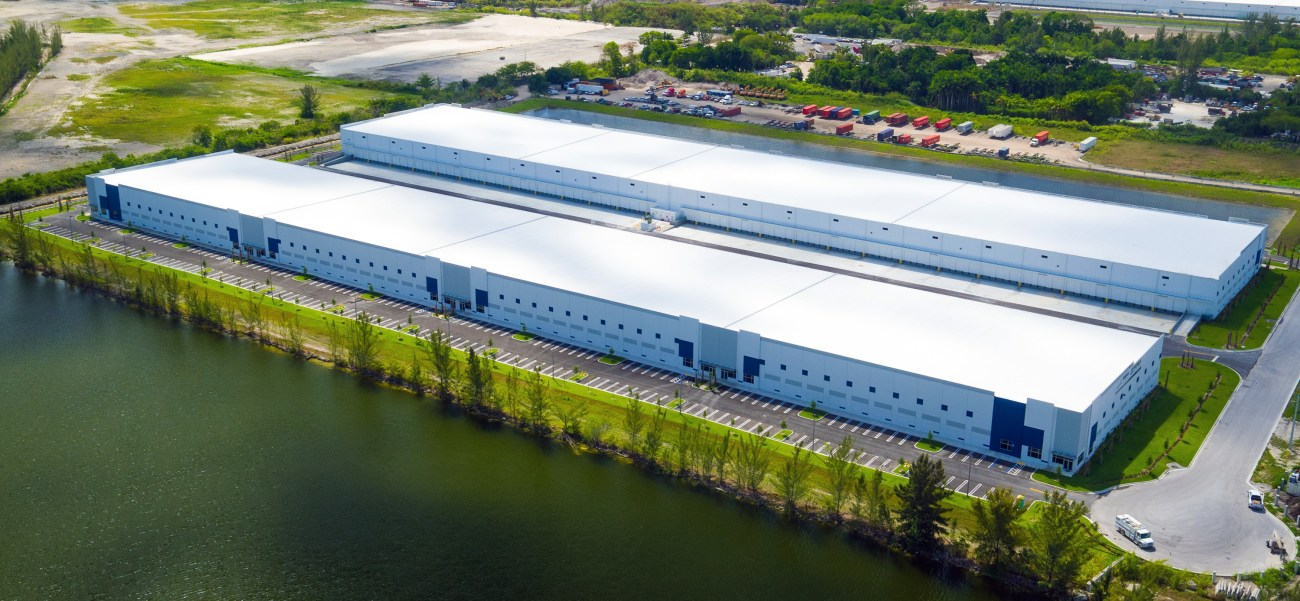 Cushman & Wakefield Negotiates ±105,000-SF Lease at Miami Industrial Logistics Center