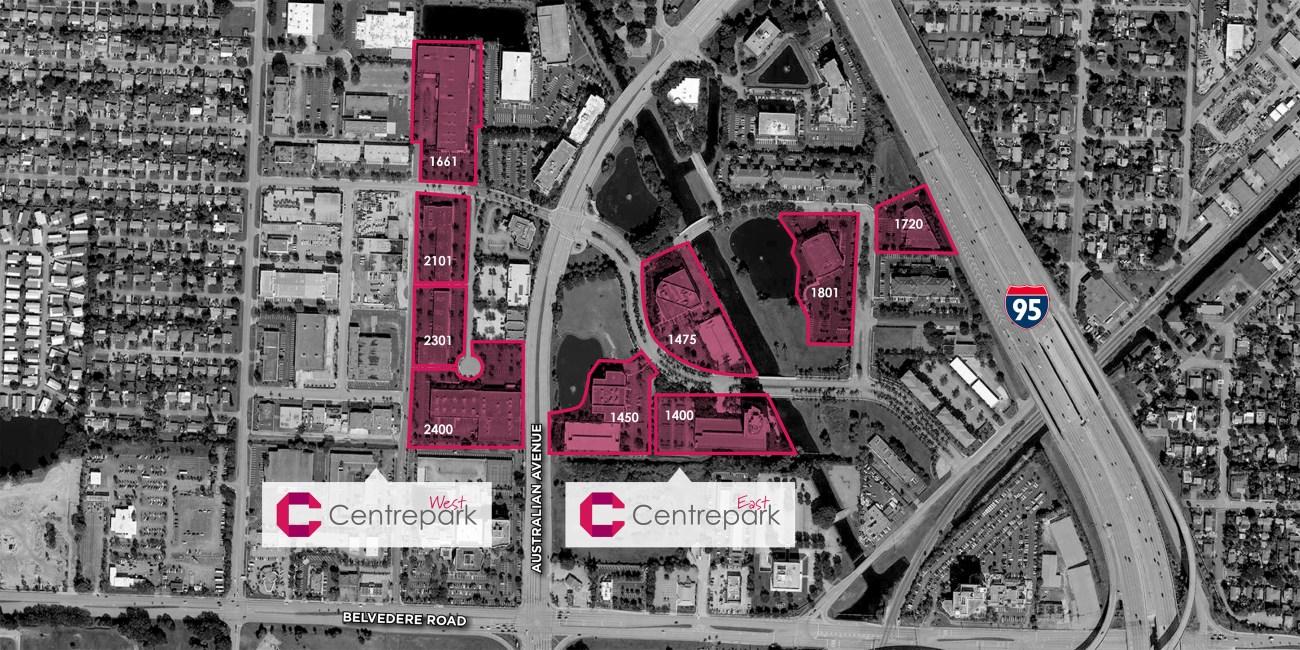 Cushman & Wakefield to Lease Colonnade Properties' Centrepark