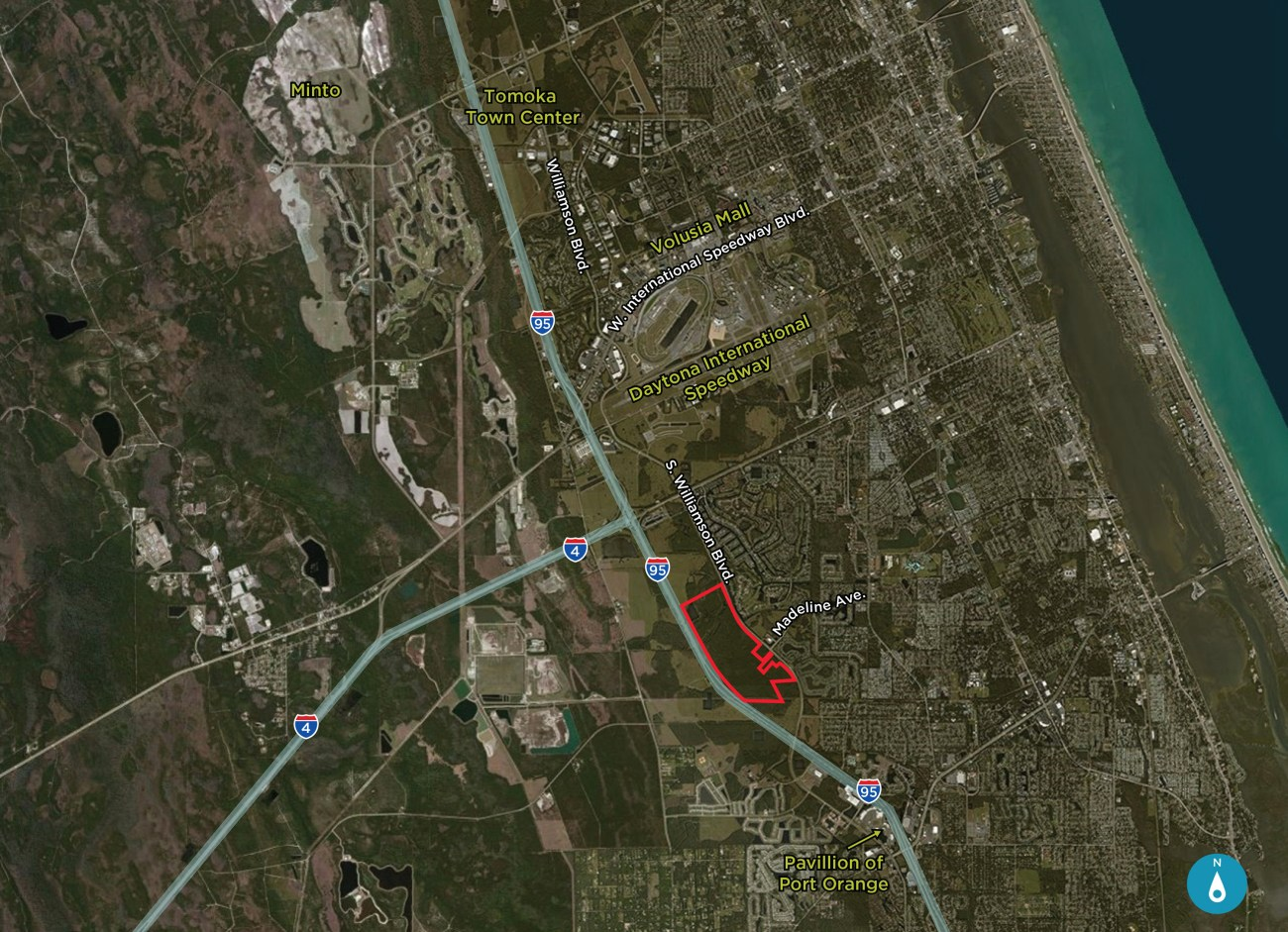 Cushman & Wakefield Negotiates Sale of ±390-Acre Residential Site in Daytona Beach