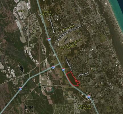 Cushman & Wakefield Negotiates Sale of ±390-Acre Residential Site in Daytona Beach