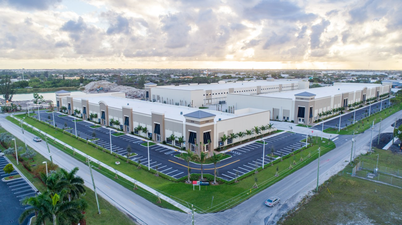 Cushman & Wakefield Negotiates Six Leases Totaling ±132,798 SF in Pompano Beach