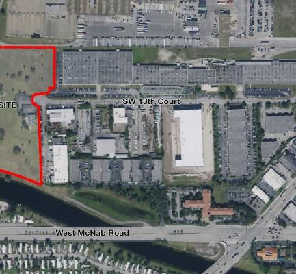 Cushman & Wakefield Represents Stimpson in $9.551M Sale of ±9.2-Acre Industrial Site in Pompano Beach