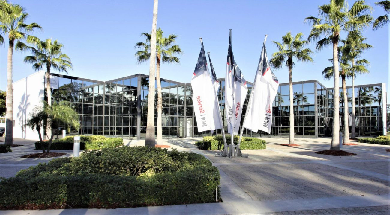 Cushman & Wakefield Arranges ±66,000-SF Renewal with MAN Engines & Components in Pompano Beach