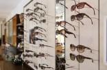 Sonnenbrillen-Bereich