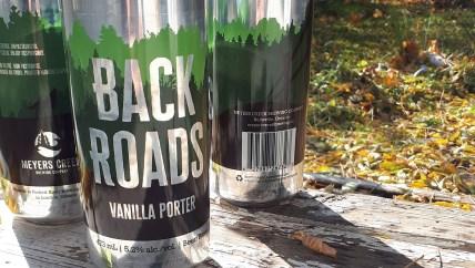 Back Roads Vanilla Porter