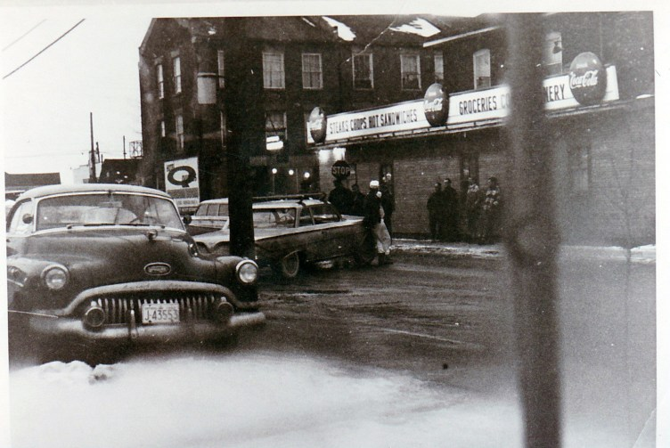 Jim's Lunch 1960