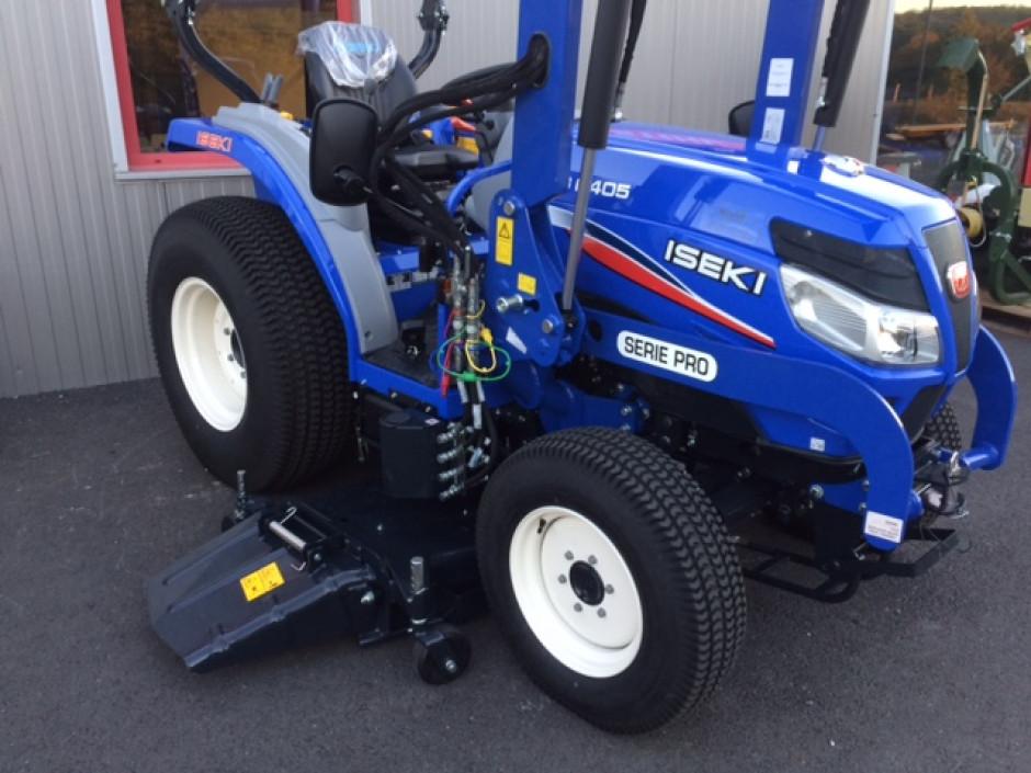 Micro Tracteur Iseki Tg6405 Hst
