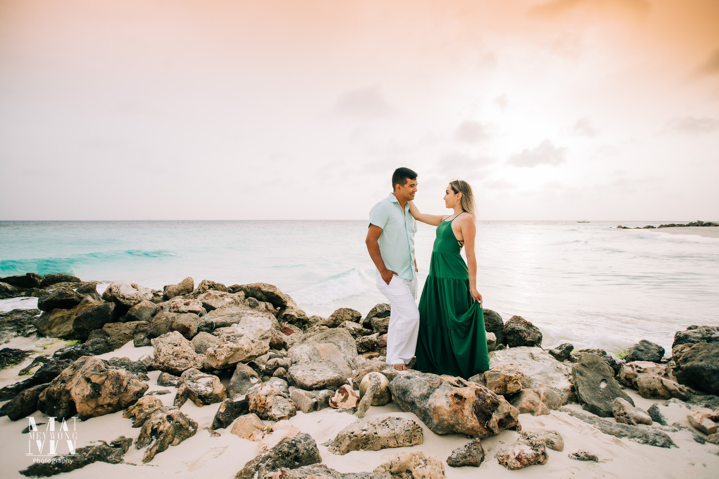 Aruba couple photographer