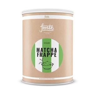 Fonte Matcha Frappe Meza Coffee