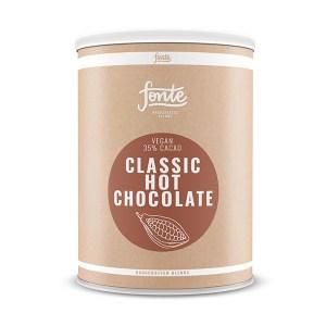 Fonte Classic Hot Chocolate Meza Coffee