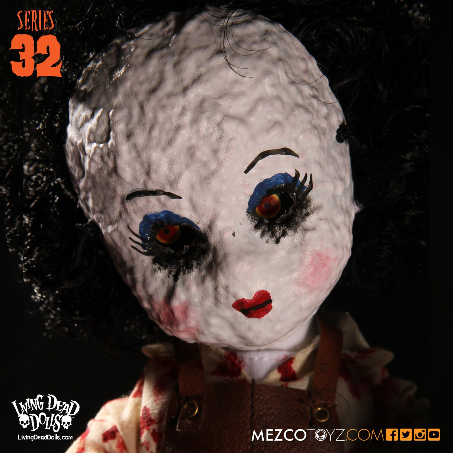 Living Dead Dolls Series 32 Mezco Toyz
