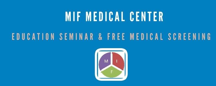 FOURTH 2018 MIFMC EDUCATION SEMINAR & FREE MEDICAL SCREENING