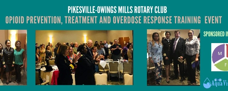 MIF Supports Opioid Prevention, Treatment and Overdose Response Training Event