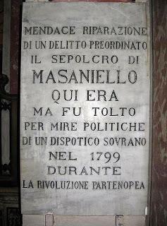 Lapide di Masaniello