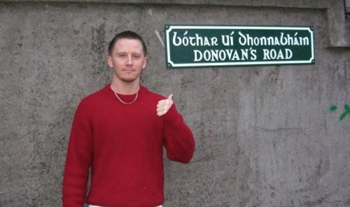 Bóthar Uí Dhonnabháin