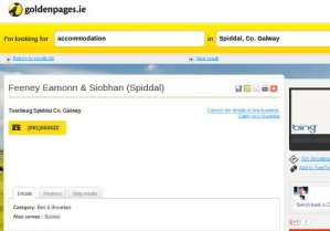 Spiddal Ireland