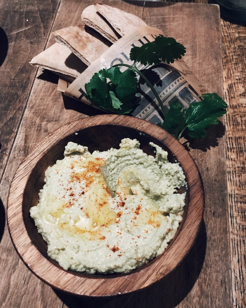 Heavenly Waikiki Organic Edamame Hummus