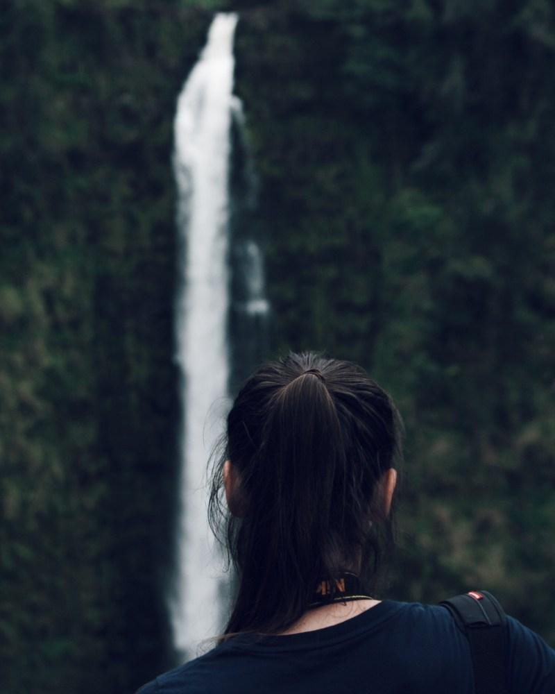 Hawaii Akaka Falls