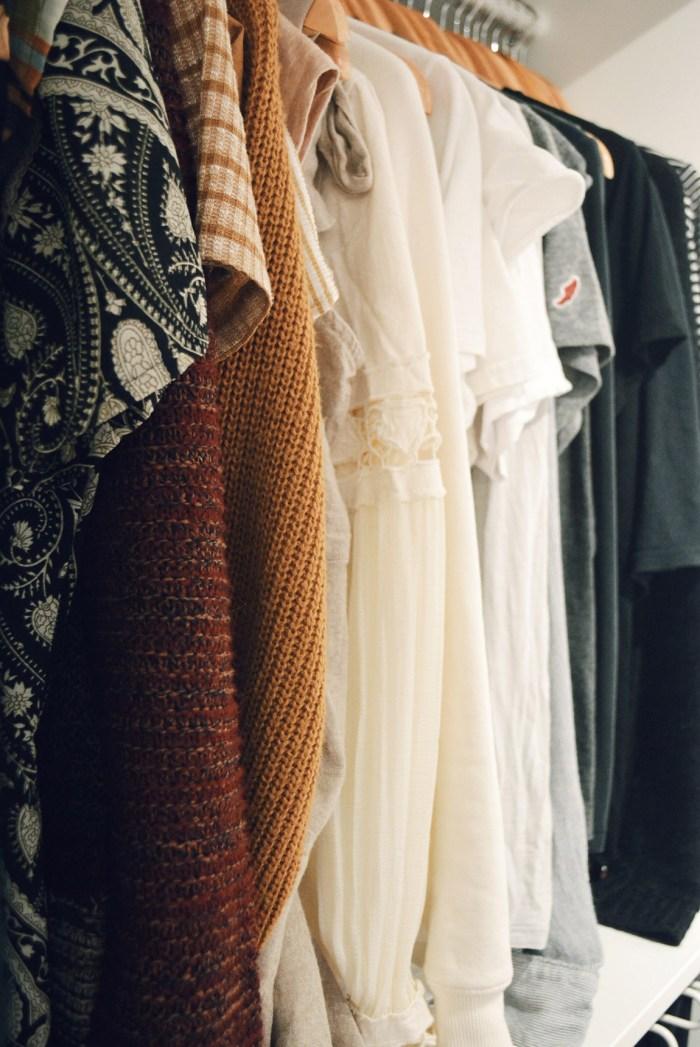 Ethical ladies wardrobe