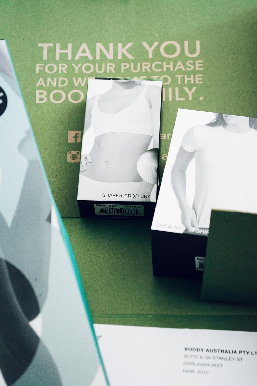 Boody Eco Wear Zero Waste Packaging