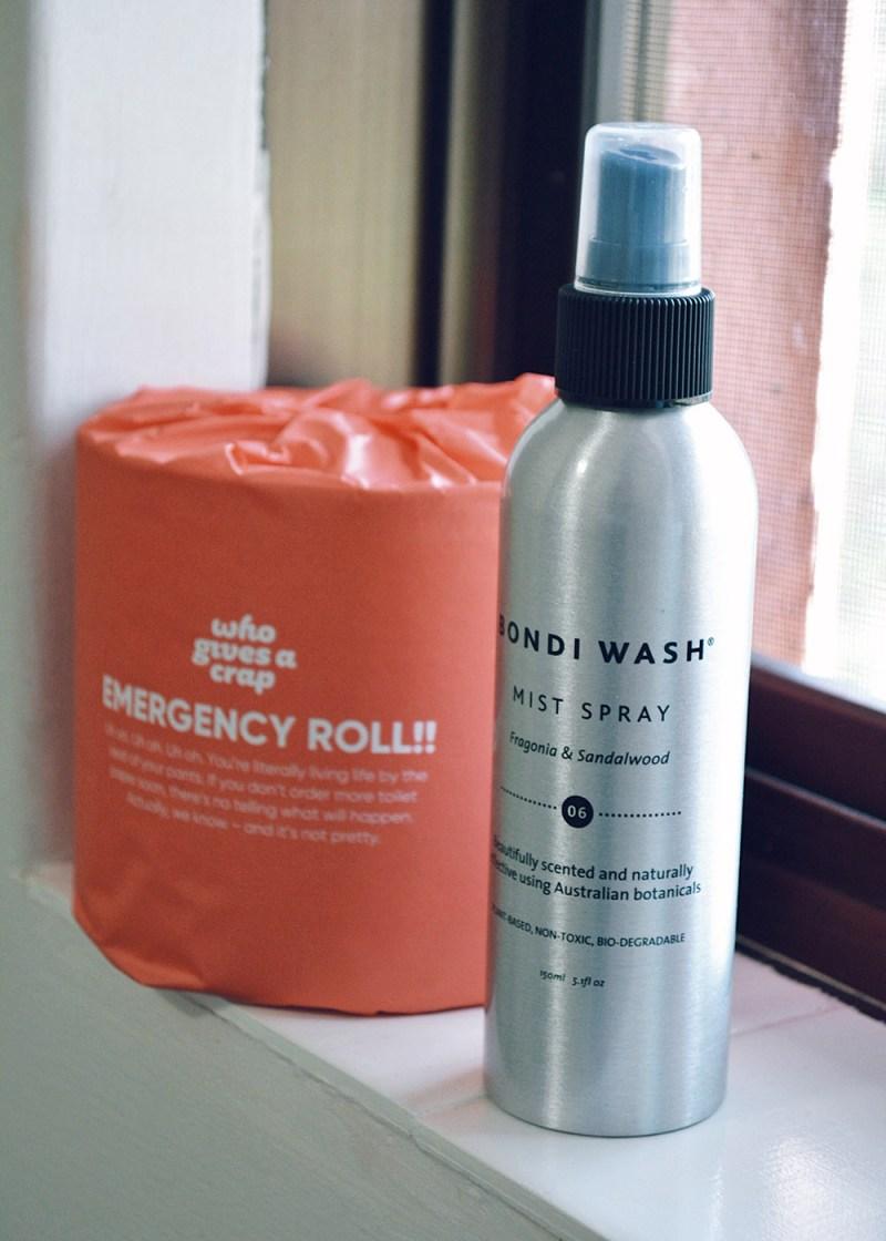 MFARAI Bondi Wash Natural Air Freshener Room Mist