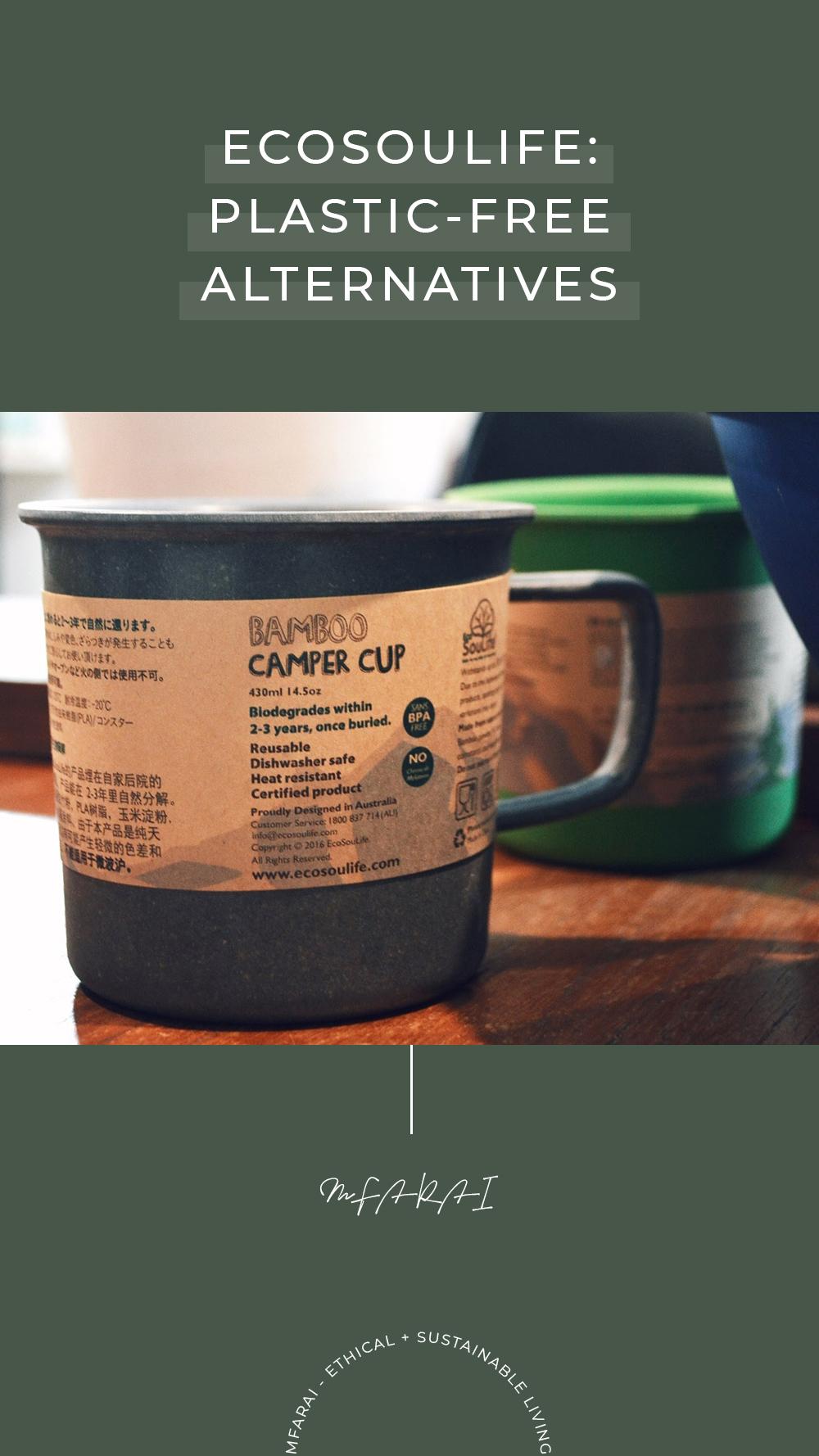 EcoSouLife Plastic-Free Biodegradable