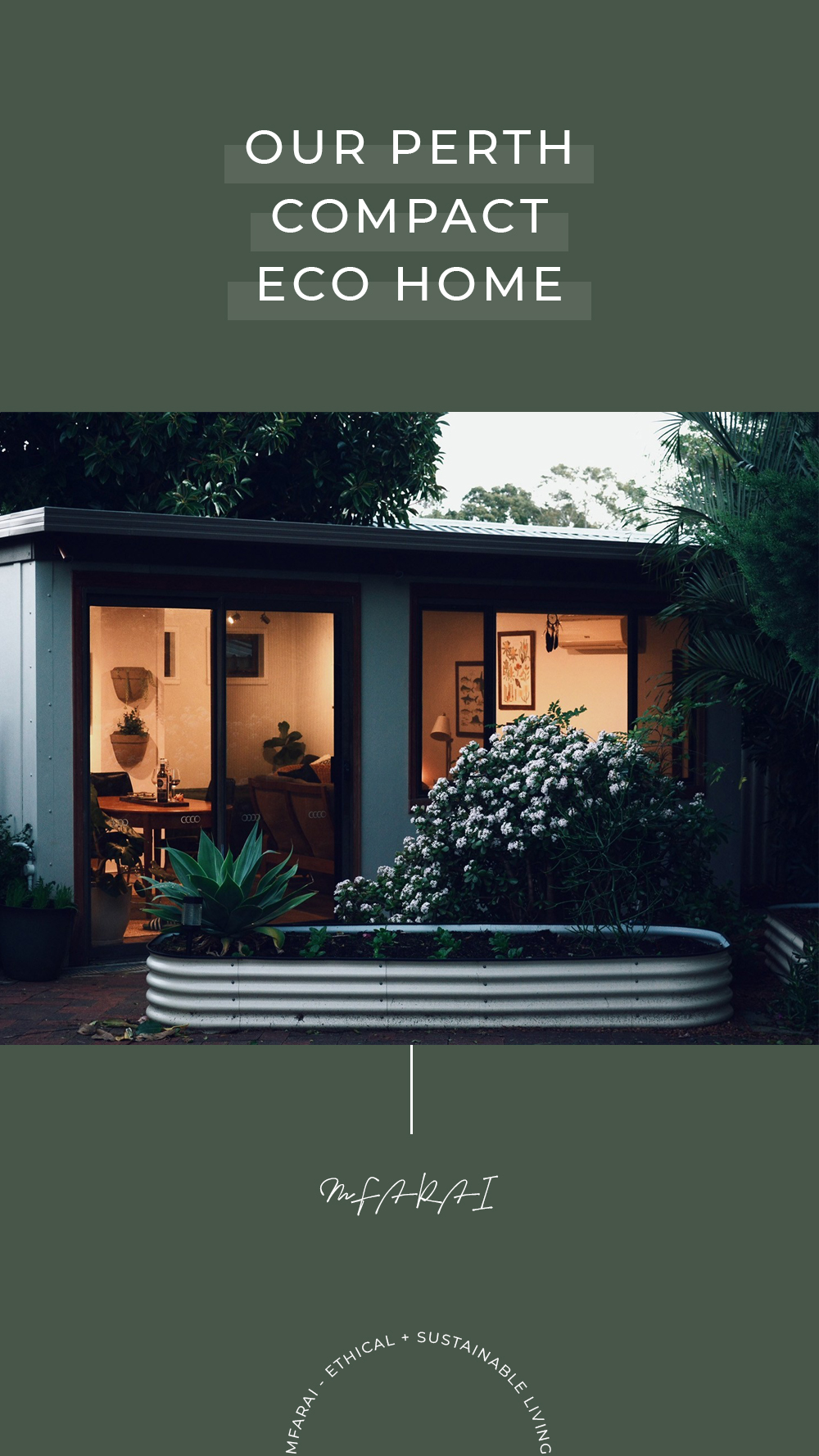 Perth Eco Compact Tiny Home