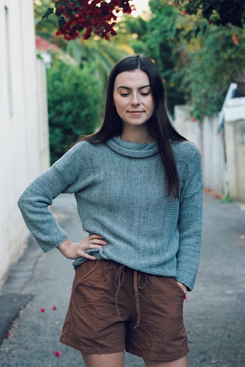 Theo the Label MFARAI Australian ethical fashion