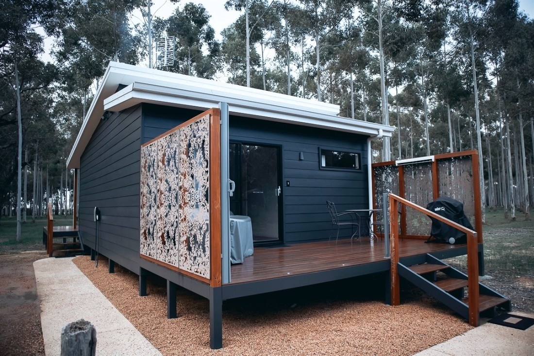 Tree Chalets Sustainable Stay Busselton