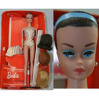 My Favourite Doll   Fashion Queen Barbie with Box Fashion Queen Barbie with Box