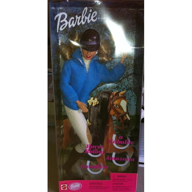 2001 Barbie Horse Rider