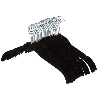 Velvet Top Hangers