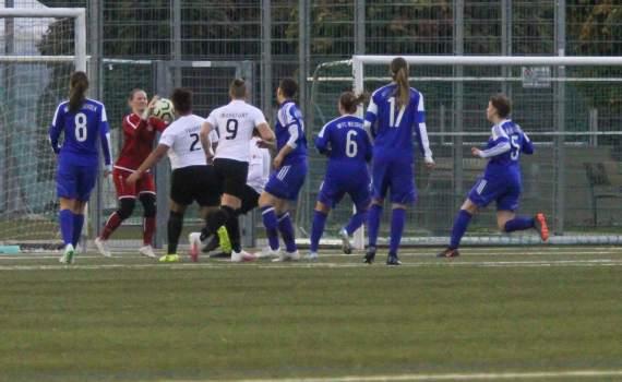 Bildergalerie Eintracht Frankfurt IV – MFFC Wiesbaden I 2:2 vom 17.10.2020