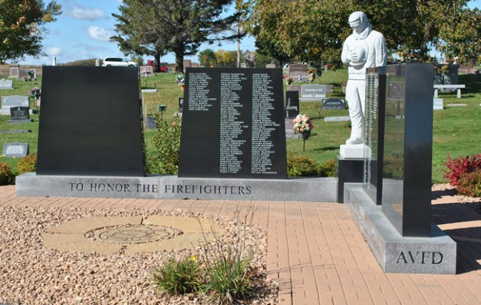 Apple Valley Firefighters Tribute and Memorial