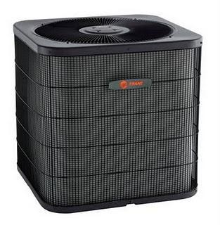 Trane Xb300 Air Conditioner Unit