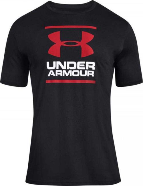 Tričko Under Armour GL Foundation Čierna / Červená