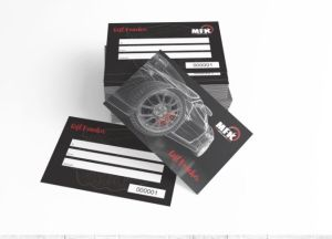 MFK Auto Care Gift Vouchers