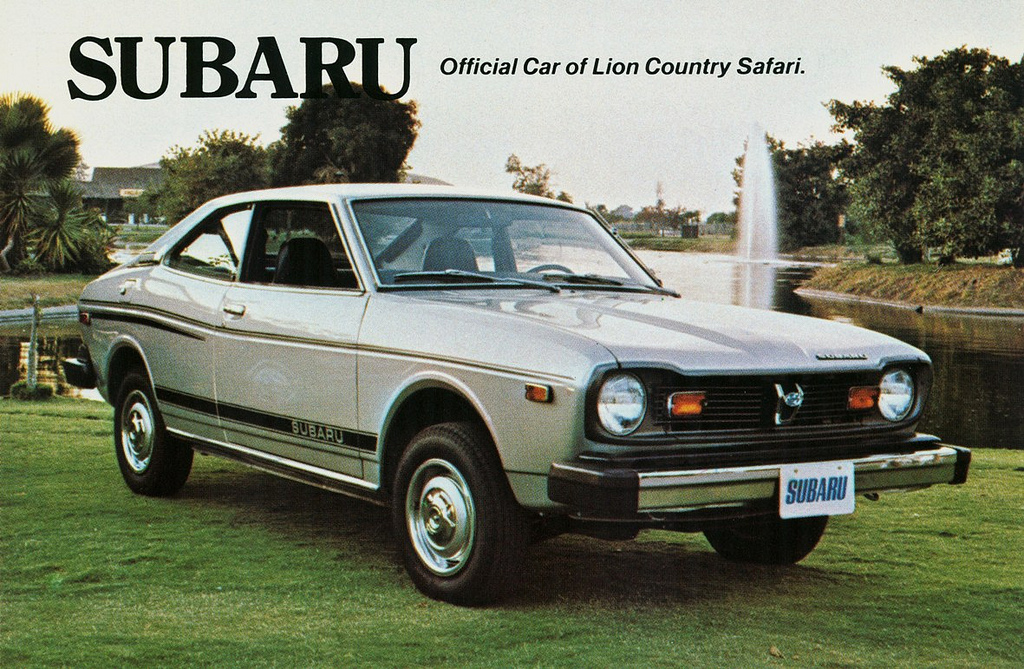 Throwback Thursday The Subaru That Made Subaru Subaru Mfortyfive
