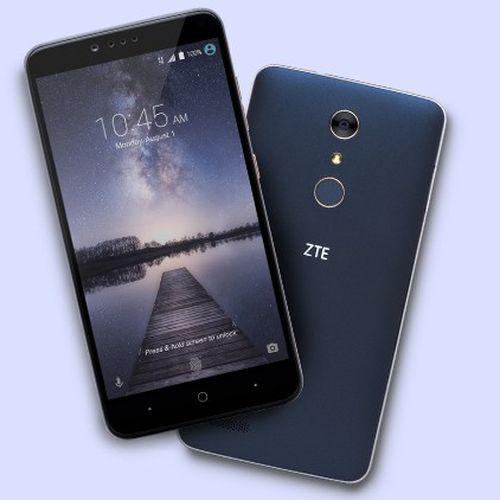Анонсы ZTE ZMax Pro – смартфон с 6-дюймовым FullHD-дисплеем за $99