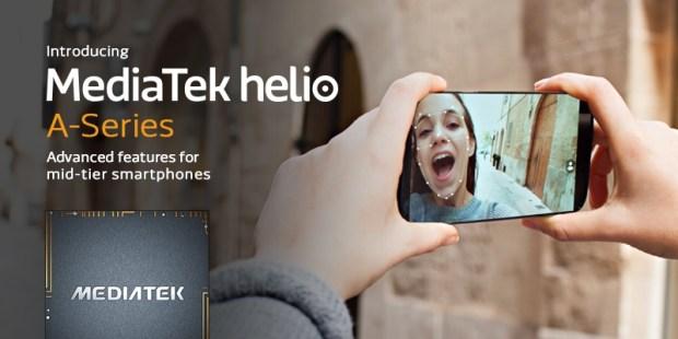 Компоненты Media Tek Helio A Series – чипсеты для смартфонов среднего класса