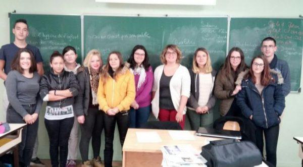 Intervention « Enseigner en école Maternelle »