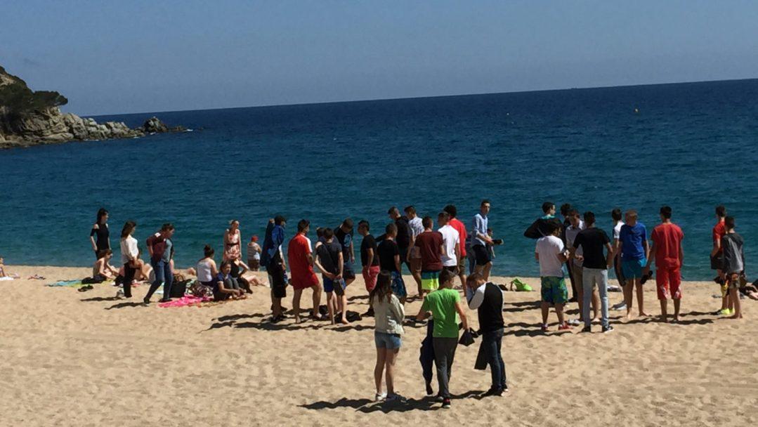 Hôtel et plage Voyage Barcelone (17)