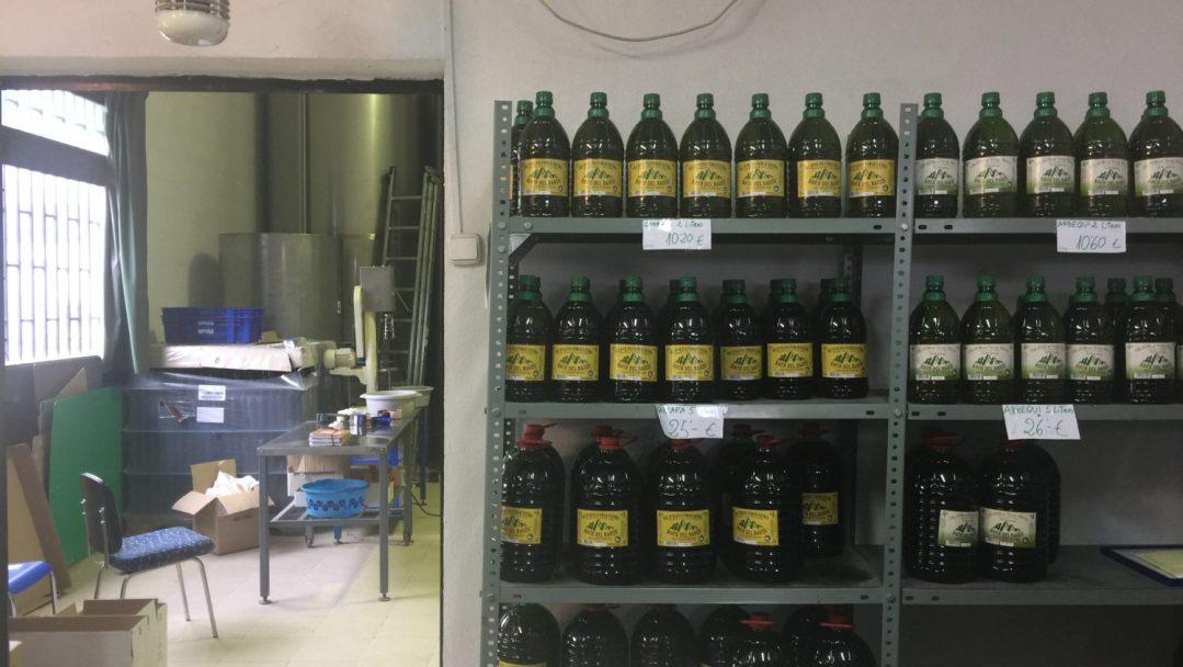 Moulin huile olives San Fruitos de Bages (16)