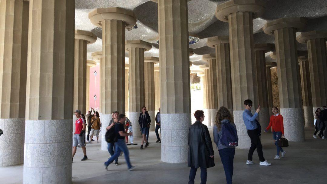 Parc Guel Barcelone (21)
